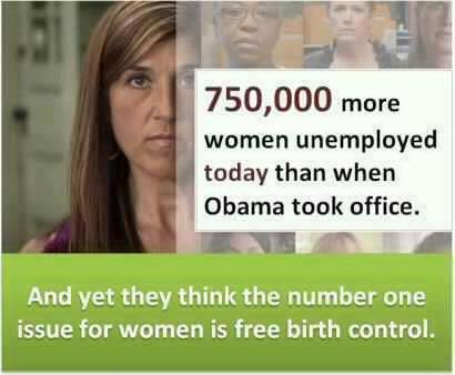 President Obama's War On Women