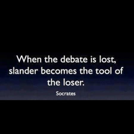 Tools of the Loser...